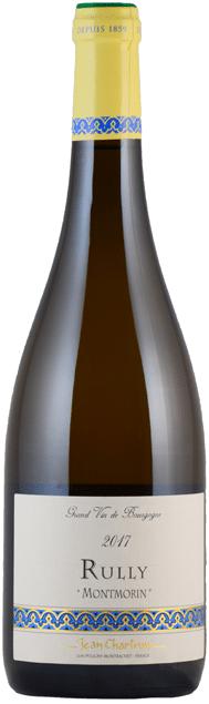 Bourgogne Rully Montmorin | Frankrijk | gemaakt van de druif: Chardonnay