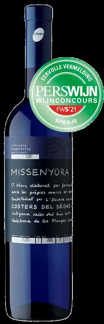 L'Olivera Missenyora Costers del Segre ECO | Spanje | gemaakt van de druif: Macabeo