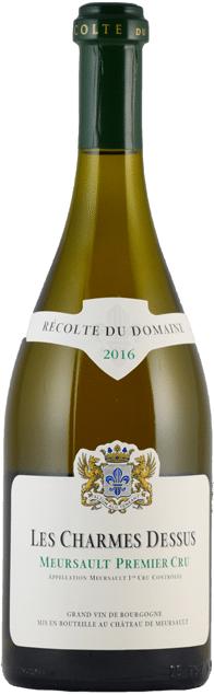 Les Charmes Dessus – Meursault Premier Cru | Frankrijk | gemaakt van de druif: Chardonnay