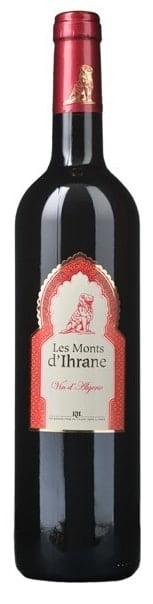 Société des Grands Crus de l Óuest – Les Monts d'Ihrane | Algerije | gemaakt van de druif: Carignan, Cinsault