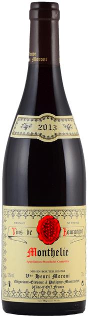 Vins de Bourgogne Monthelie | Frankrijk | gemaakt van de druif: Pinot Noir