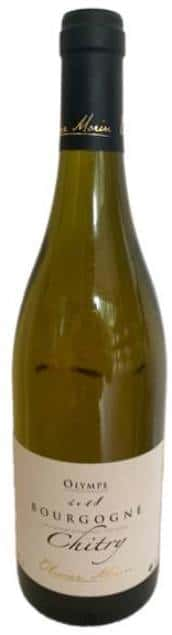 Bourgogne Chitry Olympe | Frankrijk | gemaakt van de druif: Chardonnay