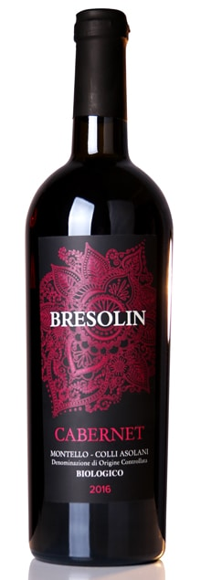 Bresolin Cabernet Sauvignon Riserva | Italië | gemaakt van de druif: Cabernet Sauvignon