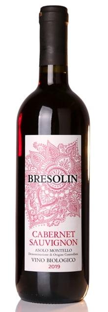 Bresolin Cabernet Sauvignon | Italië | gemaakt van de druif: Cabernet Sauvignon