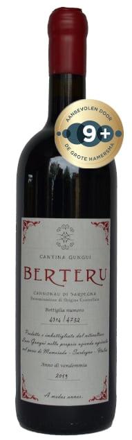 Cantina Gungui Cannonau Berteru | Italië | gemaakt van de druif: Cannonau