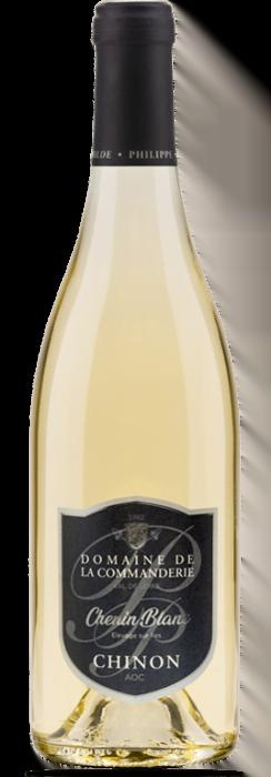 Domaine de la Commanderie – Chenin Blanc (Chinon) | Frankrijk | gemaakt van de druif: Chenin Blanc