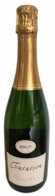 Boschendal Brut Rosé NV | Frankrijk | gemaakt van de druif: Chardonnay, Pinot Noir