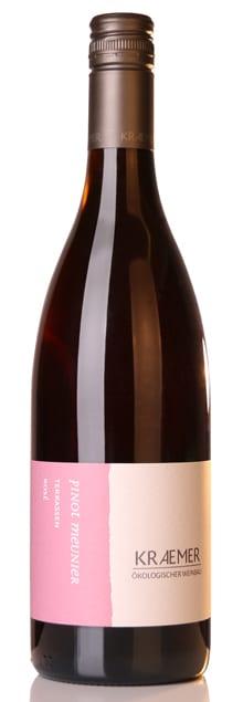 Kraemer Pinot Meunier Rosé | Duitsland | gemaakt van de druif: Pinot Meunier