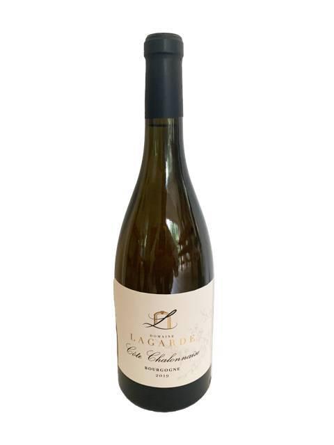Lagarde Bourgogne Chardonnay | Frankrijk | gemaakt van de druif: Chardonnay