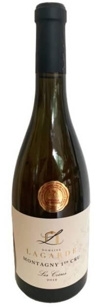 Montagny Premier Cru | Frankrijk | gemaakt van de druif: Chardonnay