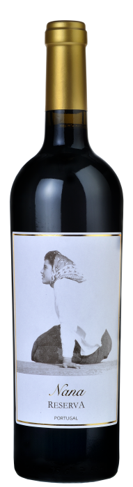 Nana Reserva Tinto 2016 | Portugal | gemaakt van de druif: Alicante Bouschet, Aragones, Castelão, Touriga Nacional