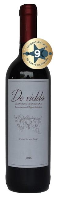 Pasquale Bonamici Cannonau De Vidda | Italië | gemaakt van de druif: Cannonau