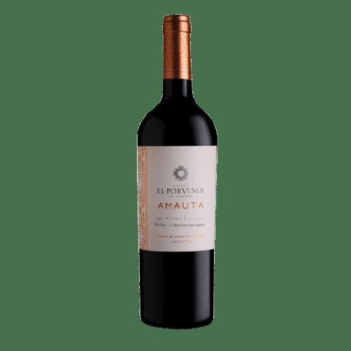Amauta Corte III Reflexión Malbec – Cabernet 2016 | Argentinie | gemaakt van de druif: Cabernet Sauvignon, Malbec