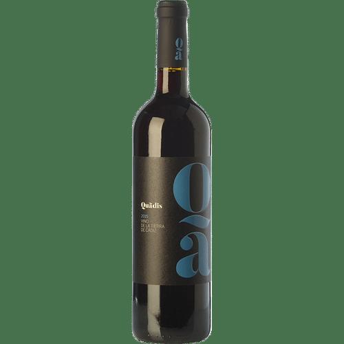 Barbadillo Quãdis Joven Cadiz 2019   Spanje   gemaakt van de druif: Petit Verdot, Syrah, Tempranillo, tintilla de rota