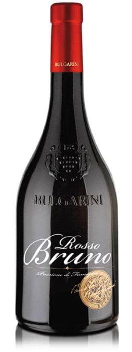 Bulgarini Bruno Rosso 1,5L | Italië | gemaakt van de druif: Cabernet Sauvignon, Corvina, Merlot