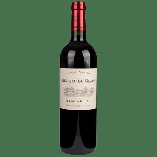Château du Glana Saint-Julien | Frankrijk | gemaakt van de druif: Cabernet Franc, Cabernet Sauvignon, Merlot