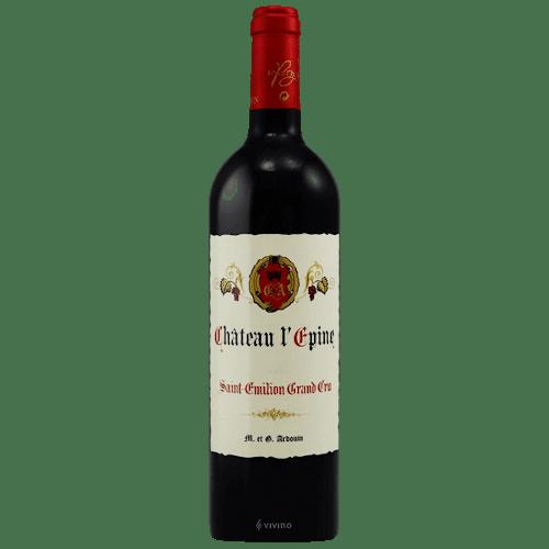 Château Vieux Chevrol Pomerol | Frankrijk | gemaakt van de druif: Cabernet Franc, Cabernet Sauvignon, Merlot