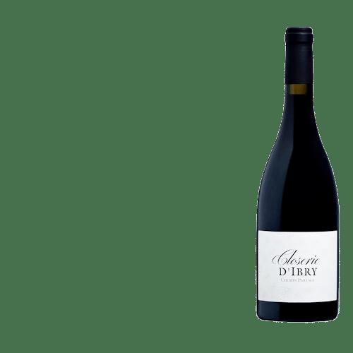 Closerie d'Ibry Chemin Partagé Rouge 2019 | Frankrijk | gemaakt van de druif: Cabernet Sauvignon, Merlot, Syrah
