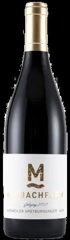 Maibachfarm – Ahrweiler Spätburgunder bio | Duitsland | gemaakt van de druif: Pinot Noir, spaetburgunder