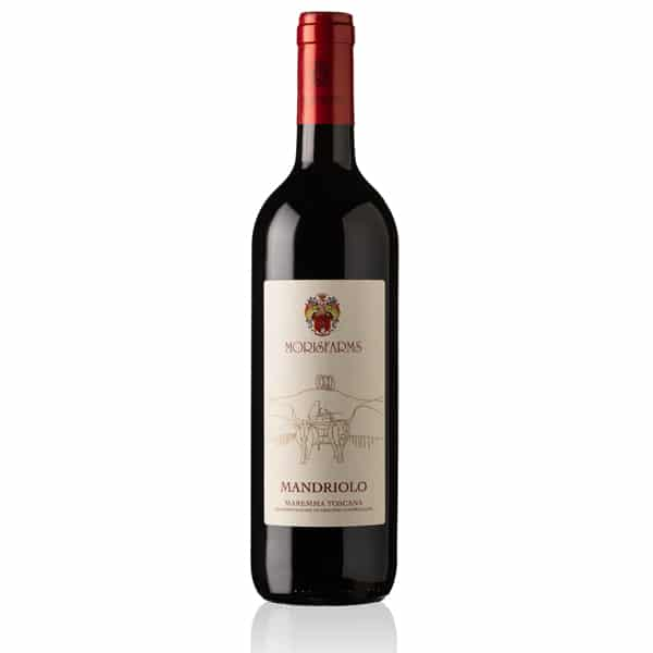 Valentini Sangiovese IGT | Italië | gemaakt van de druif: Cabernet Sauvignon, Petit Verdot, Sangiovese, Syrah