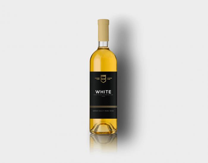 SHINEWINES PINOT BLANC | Duitsland | gemaakt van de druif: Pinot Blanc, Weissburgunder