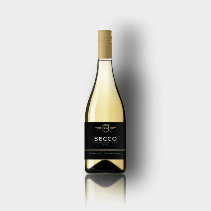 SHINEWINES SECCO | Duitsland | gemaakt van de druif: Riesling