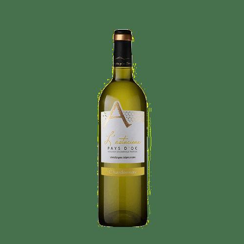 Maison Bergon chardonnay   Frankrijk   gemaakt van de druif: Chardonnay