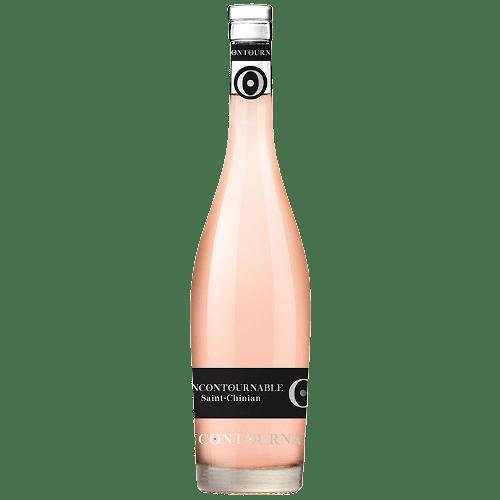 Cave Des Vignerons De Saint-Chinian L'Incontournable Rosé 2019 | Frankrijk | gemaakt van de druif: Cinsault, Grenache Noir, Syrah