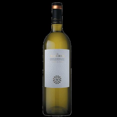 Cave Des Vignerons De Saint-Chinian Le Malicieux Blanc 2020 | Frankrijk | gemaakt van de druif: Grenache Blanc, Sauvignon Blanc