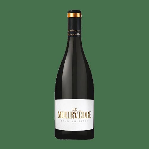 Cave Des Vignerons De Saint-Chinian Le Mourvedre Sélection au Vignoble 2019   Frankrijk   gemaakt van de druif: Mourvèdre