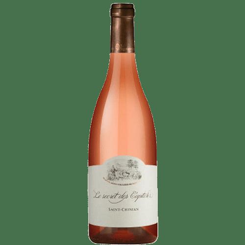 Cave Des Vignerons De Saint-Chinian Les Secrets de Capitelles Rosé 2019 | Frankrijk | gemaakt van de druif: Grenache Noir, Mourvèdre, Syrah