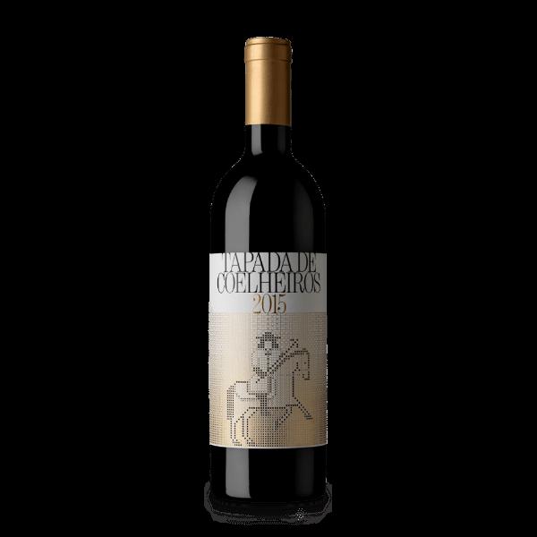Coelheiros Tapada de Coelheiros Red | Portugal | gemaakt van de druif: Alicante Bouschet, Cabernet Sauvignon
