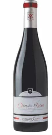 Mas Granier La Clémence | Frankrijk | gemaakt van de druif: Grenache Noir, Mourvèdre, Syrah