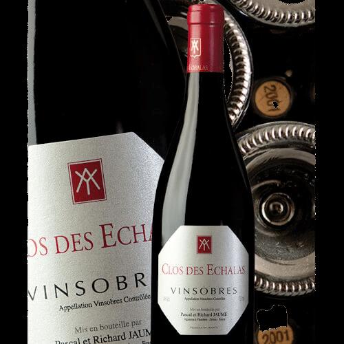 Domaine Jaume Clos Des Echalas Rouge 2016 | Frankrijk | gemaakt van de druif: Grenache Noir, Syrah