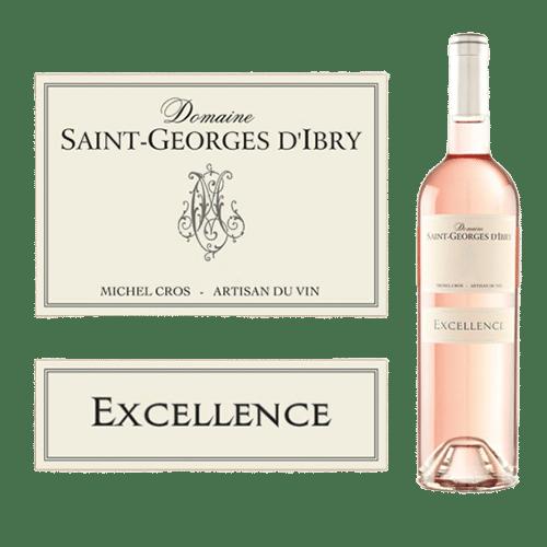 Le Grand Pigoudet rosé | Frankrijk | gemaakt van de druif: Cinsault, Grenache Noir, Syrah