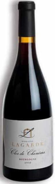 Lagarde Bourgogne Clos de Chenoves | Frankrijk | gemaakt van de druif: Pinot Noir