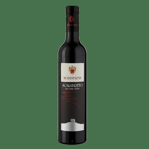 Morisfarms Scalabreto Vino Rosso Dolce d'Italia | Italië | gemaakt van de druif: Montepulciano