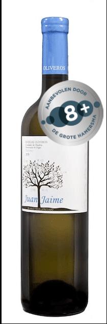 Oliveros Juan Jaime | Spanje | gemaakt van de druif: Zalema
