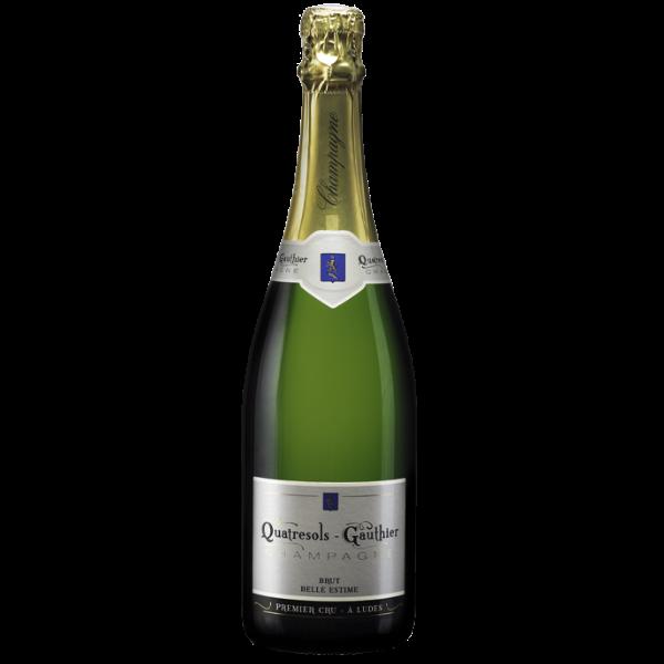 Domaine Achille Thirion, Crémant d'Alsace, brut | Frankrijk | gemaakt van de druif: Chardonnay, Pinot Meunier, Pinot Noir