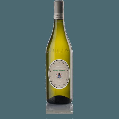 Viberti Giovanni Chardonnay Piemonte 2018 | Italië | gemaakt van de druif: Chardonnay