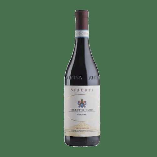 Viberti Giovanni Dolcetto D'Alba Superiore 2017 | Italië | gemaakt van de druif: Dolcetto
