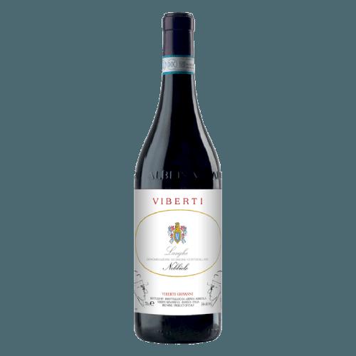 Viberti Giovanni Nebbiolo Langhe 2017 | Italië | gemaakt van de druif: Nebbiolo