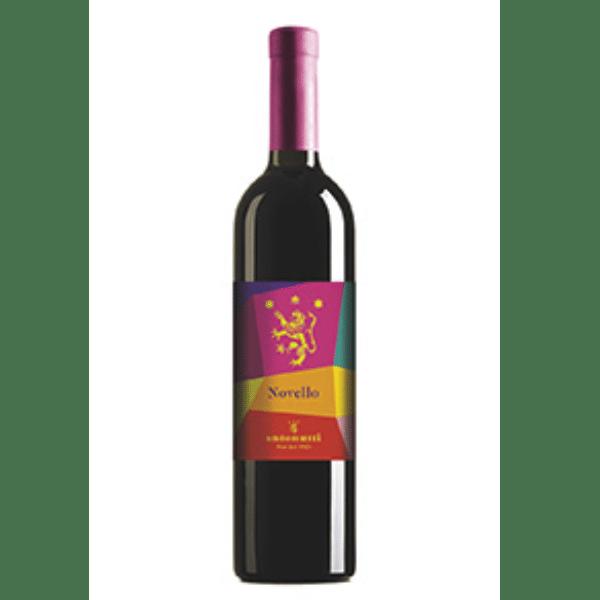 Antonutti Novello IGT | Italië | gemaakt van de druif: Cabernet Sauvignon, Merlot