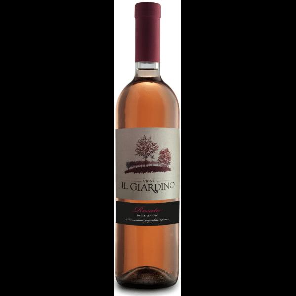 Antonutti Rosato IGT Il Giardino | Italië | gemaakt van de druif: Cabernet Sauvignon, Merlot